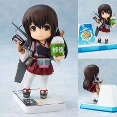 Smartphone Stand Bishoujo Character Collection No.05 Kantai Collection -Kan Colle- Akagi Pre-painted