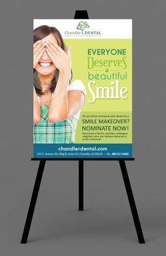 Love Live Laugh Half Page Flyer   Dental Stuff