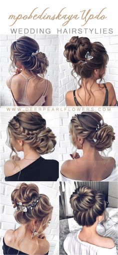 Long updos wedding hairstyles from mpobedinskaya .- Lange Hochsteckfrisuren Hochzeitsfrisuren von mpobedinskaya – New Site Long Updo Wedding Hairstyles by mpobedinskaya – hairstyles – - Wedding Hairstyles For Long Hair, Down Hairstyles, Braided Hairstyles, Prom Hairstyles, Layered Hairstyles, Bridal Updo, Wedding Updo, Bridal Tips, Wedding Nails