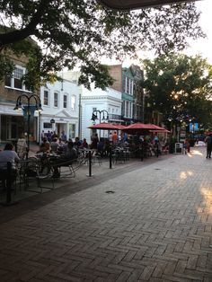 Charlottesville, Virginia - my first full week away with my hubby