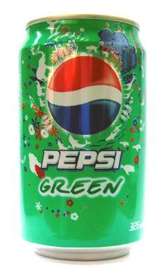 DiscontinuedLimitedTimePepsiProduct(2009)#Pepsi #Green