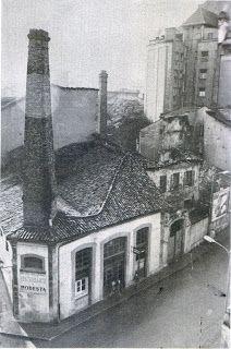 RESTAURANTE CASA MODESTA Calle Jovellanos Hacia 1880