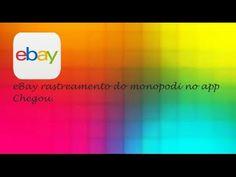 eBay - Monopod Rastreio no App Chegou iOS ♡ ♥