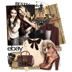 """""""Best Friends with ebay"""" by channchann on Polyvore"""