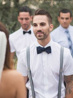 Moda Novio #Hipster y #Campestre #Groom #Wedding #YUCATANLOVE