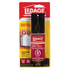 LePage 25mL Epoxy Speed Set