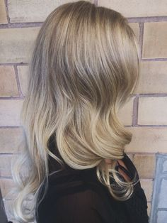 @BAMhair #balayage #balayagedenver #denverhair #blonde