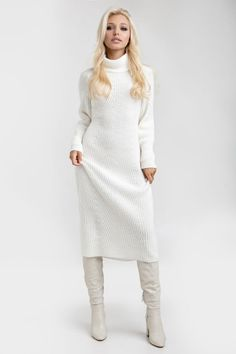 High Neck Dress, Sweaters, Presents, Google, Dresses, Fashion, Turtleneck Dress, Gifts, Vestidos