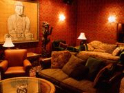 The House of Blues Foundation Room at the adjacent Mandalay Bay provides breathtaking views of the Las Vegas Strip along with private access to the fine dining restaurant, an exotic lounge and several secluded rooms.