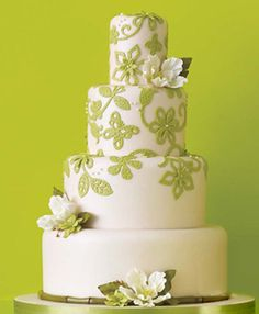 Love this cake! Im going to have to renew my vows ;)