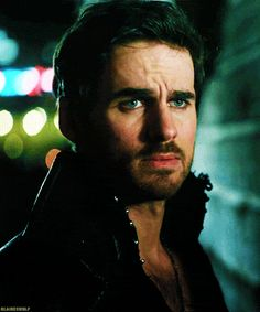 Poor Killiaaannnn!!! season 3 // Thank you to whoever giffed this. Colin O'Donoghue is brilliant.