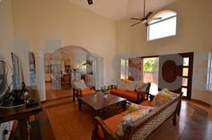 Villa 805 RCL Sosua Located in Sos?a, Villa 805 RCL is a villa boasting an outdoor pool. The air-conditioned unit is 2.1 km from Sos?a. There is a dining area and a kitchen complete with an oven and a microwave. Towels and bed linen are offered in this villa.