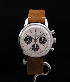 montre-chasse: Breitling Top Time, Ref 810