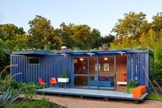 Shipping Container Spaces