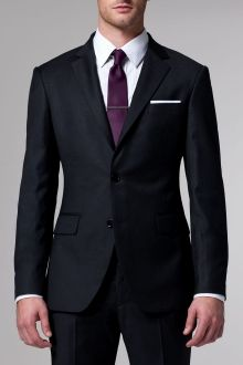 The Essential Charcoal Suit | Indochino