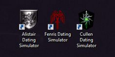 "celestialgoth: "" ah yes, the three installments of the dragon age series """