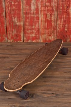 Longboard Deck by CardozaWood on Etsy, $100.00