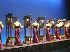 삼고무 Samgomu Korean Traditional drum dance