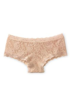 Hanky Panky  Signature Lace  Boyshorts available at  Nordstrom Honeymoon  Outfits 6101433e2