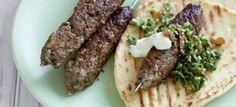 Receta de kabab mashwi o Kafta – Recetas Arabes   Recetas de Cocina Arabe