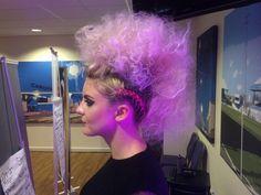 #RockerQuiff #Pink #Blonde #SpringSummer