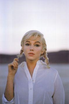 Marilyn Monroe - Eve Arnold