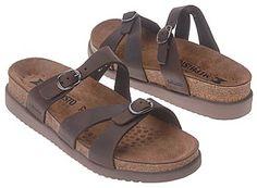 Mephisto, Birkenstock Mayari, Dark Brown, Sandals, Shoes, Fashion, Moda, Shoes Sandals, Zapatos