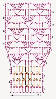 Pull Crochet, Crochet Mask, Crochet Headband Pattern, Love Crochet, Crochet Toys, Crochet Animals, Crochet Diagram, Crochet Chart, Crochet Motif