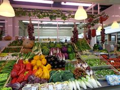 The 7 Best Markets in Rome via @Eating Italy Food Tours