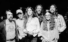 Soap Creek Gang - Chuck Weiss, Alvin Crow, Marcia ball, Ray Bensen, Carlyne & George Majewski