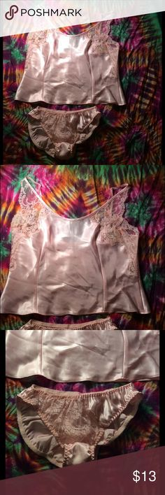 Brand new silk lingerie from Victoria's Secret Never worn Intimates & Sleepwear Chemises & Slips