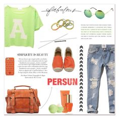 """""""Persun"""" by aurora-australis ❤ liked on Polyvore featuring Abercrombie & Fitch, Lancôme, Eos, Tory Burch and persunmall"""