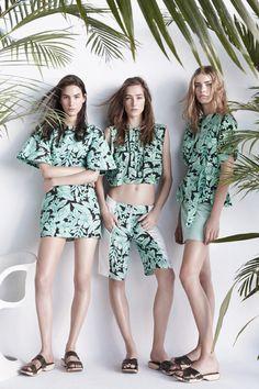 Lookbook de Zara de Primavera Verano 2014