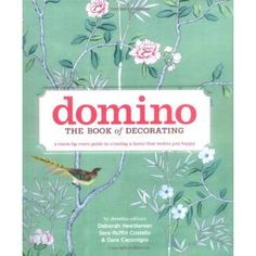 Domino book is great. It oh how I miss the magazine