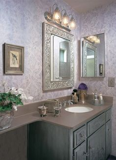 This Classic Damask Wall Stencil is one of our most popular stencil patterns! All of our allover and damask stencil patterns feature an easy stencil registration system, allowing you to repeat these s