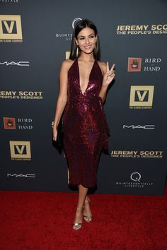 Victoria Justice Photos - 'Jeremy Scott: The People's Designer' New York Premiere - Zimbio
