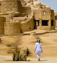 Unusual Hotels: Siwa Oasis Adere Amellal, desert city