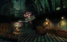 Ideas for Bioshock theme