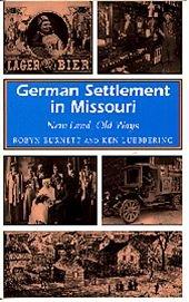 German immigrants came to America for two main reasons: to seek opportunities in the New World, and to avoid political and economic problems in Europe. In German Settlement in Missouri, Robyn Burnett and Ken Luebbering demonstrate the crucial role that the German immigrants and their descendants played in the settlement and development of Missouri's architectural, political, religious, economic, and social landscape.