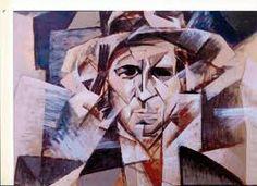 Modigliani por Picasso