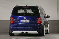 Volkswagen Touran tuning kit has been unveiled by MR Car Design 15346 car pictures at high resolution Car Images, Car Photos, Car Pictures, Volkswagen Touran, Audi A3, Vehicles, Design, Vans, Concept