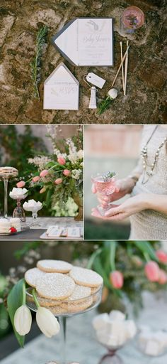 Velveteen Rabbit Baby Shower- such a cute idea! Like the simple use of tulips and pale colors here!!  Simple is better!!