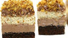 prajitura krantz cu blat reteta germana Sweets Recipes, Cookie Recipes, Coca Cola Cake, Food Cakes, Mini Cakes, Cheesecakes, Biscotti, Banana Bread, Caramel