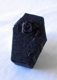 Coffin Lipstick Case
