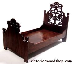 Victorian Woodshop Doll furniture 1/6th scale