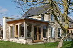 Oak-frame garden rooms - Directory of Oak-Frame Architects