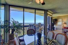 Beachfront Rentals, Port Aransas, Rental Property, One Bedroom, Coastal, Condo, Texas, The Unit, Windows