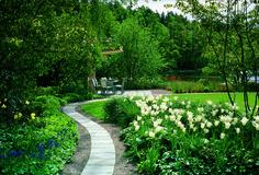 Trädgårdar & Parker   Nordfjell Collection
