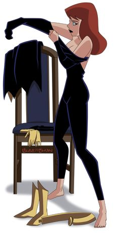 Batgirl Suiting Up by Glee-chan on DeviantArt