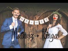 Klip ślubny - Kinga i Mateusz - YouTube